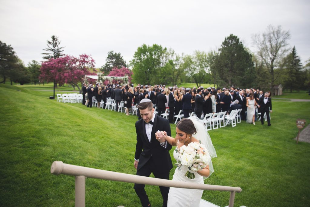 Just married Elmridge golf course