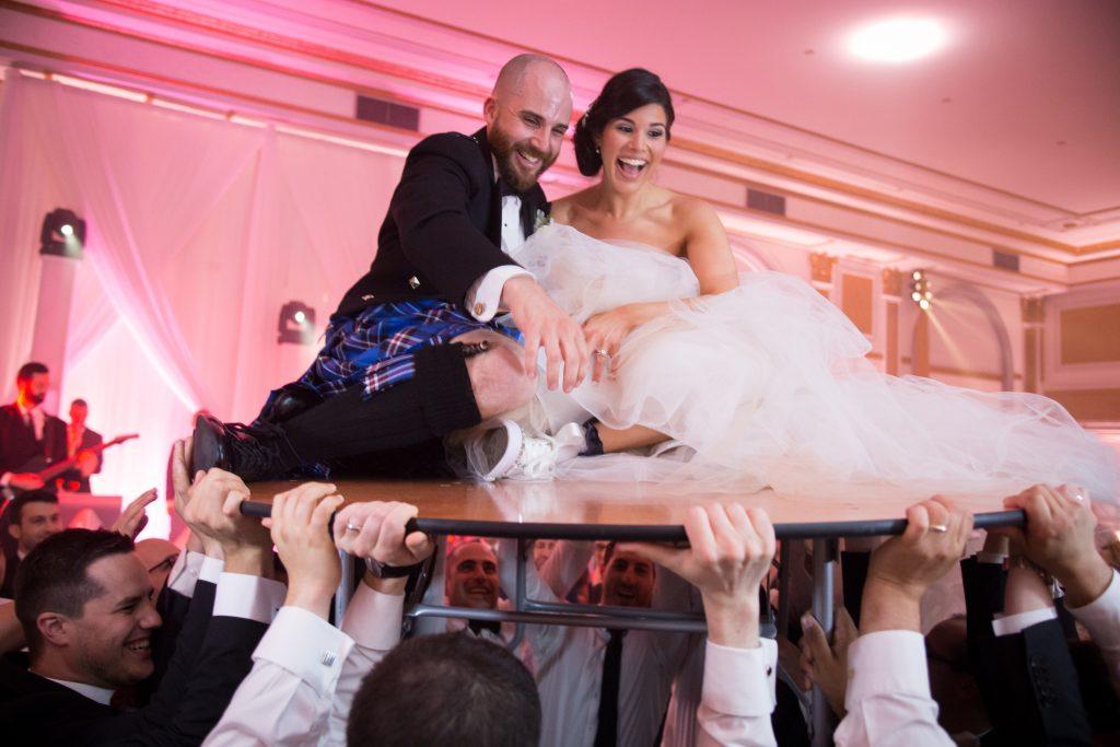 Wedding photography Montreal: Christina Esteban Photography bride and groom at the windsor ballroom in Montreal