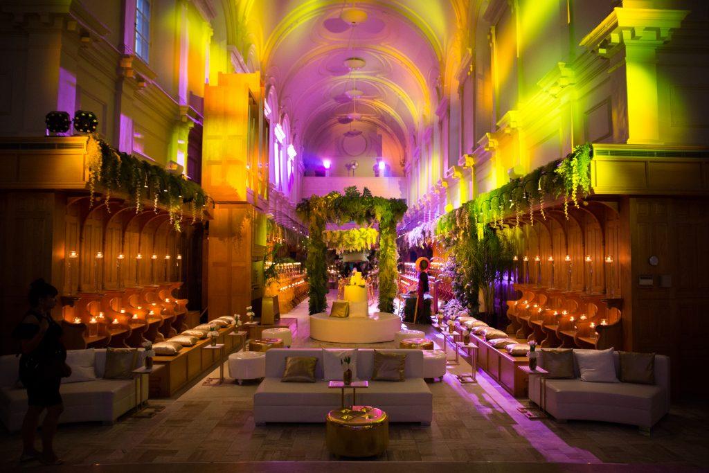 Decor photo of Abbaye, d'OKA reception hall